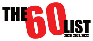 The 60 List Logo Small